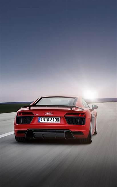 Audi Portrait Cars R8 Super Vehicle Display