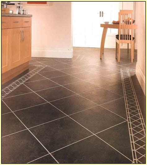 painting ceramic floor tiles in kitchen home design ideas