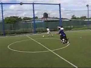 Como patear un balón!!! - YouTube