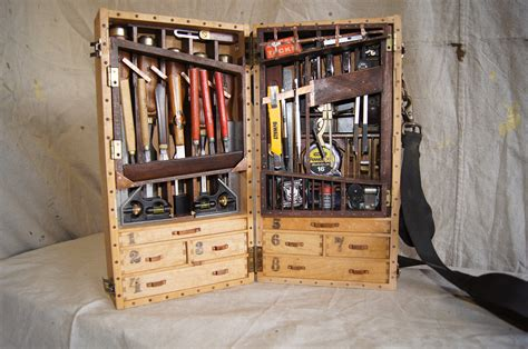 handmade toolbox   pieces