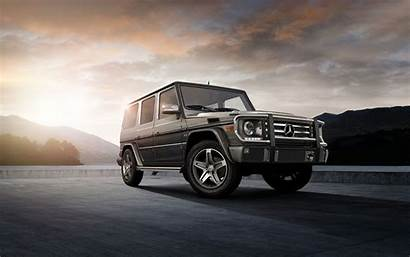 Mercedes Class Benz Suv Wallpapers Cars Suvs