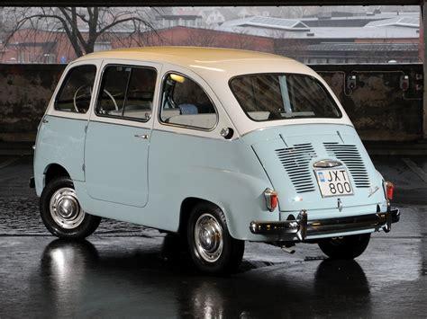 fiat multipla for fiat 600 multipla specs 1955 1956 1957 1958 1959