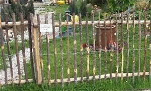 Gartenzaun Günstig Selber Bauen : staketenzaun aus holz kastanie ein sch ner reichshof 37f7829a ~ Markanthonyermac.com Haus und Dekorationen
