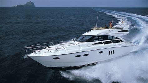 Yacht Boat by Boats Viking 54 Flybridge Yacht Picture Nr 54082