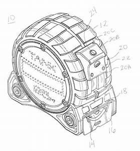 Patent Us20120285030 - Illuminated Tape Measure