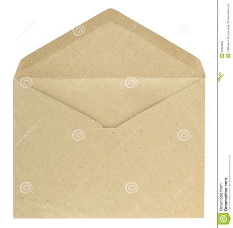blank envelope stock photo image  blank design