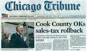 Sales Tax Hike Phase-out in Chicago, But Not in Crystal ...
