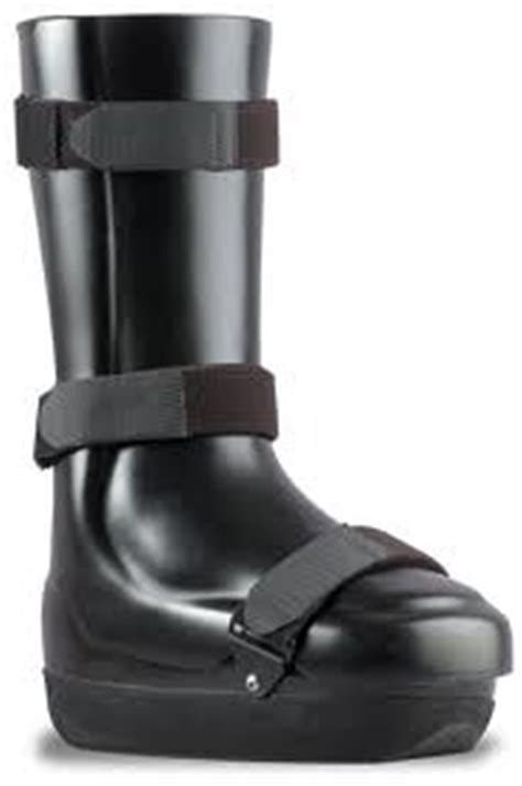 charcot crow foot walker diabetic boot orthotic contact casting ankle rocker neuropathy shoe orthobullets septiembre