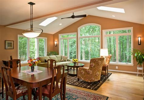 Great Room Addition  Traditional  Living Room Other