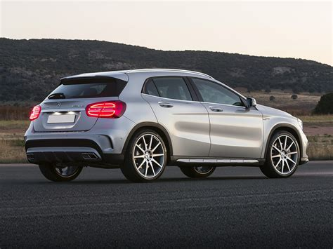Mercedes Base Model by 2017 Mercedes Amg Gla 45 Price Photos Reviews