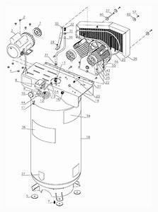 Porter Cable C7510 Parts List