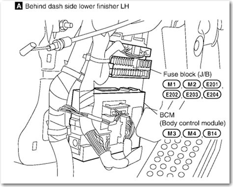 2007 Infiniti Fx35 Fuse Box Location by I A 2004 Infinti Fx35 And The Switch To Adjust The