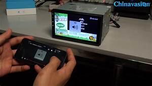7 Inch 2 Din Car Android Media Player Dvb