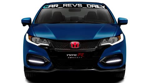New Civic Type R Coming To Usa