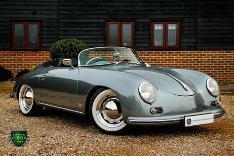 Replica Porche 356 by Used 2015 Porsche 356 Speedster Replica For Sale In