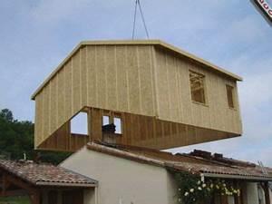 maison bois tarif plan u0026 tarif maison bois kokoon With plan de maisons gratuit 6 une maison en bois ronde et ecologique travaux