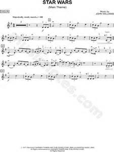 Star Wars Theme Violin Sheet Music