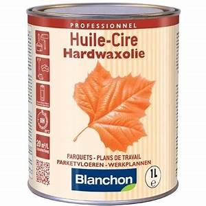 blanchon huile cire 1l blanc With huile parquet blanchon avis
