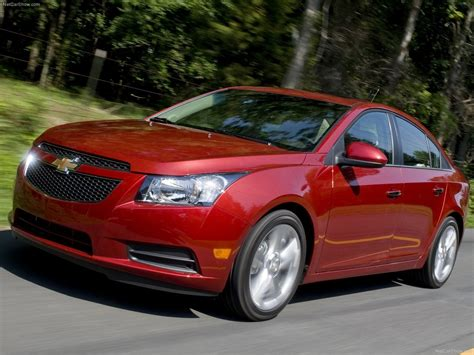Tuning Chevrolet Cruze 2011 online, accessories and spare ...