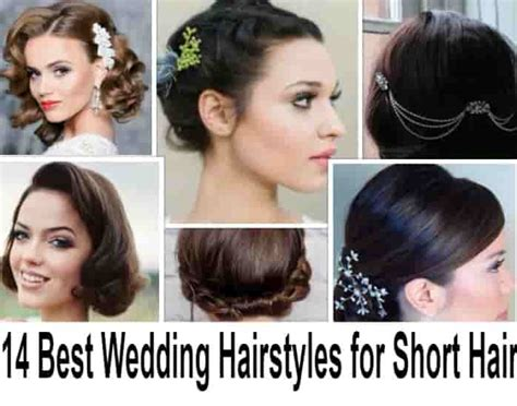 14 Best Indian Bridal Hairstyles For Short Hair