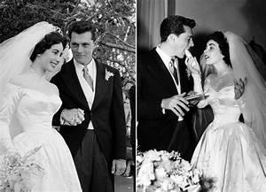 Най-обаятелните дами от миналото и техните сватбени рокли