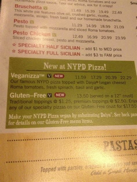 72566 Nypd Pizza Coupons by 35 Best Most Allergy Friendly Restaurants Images On