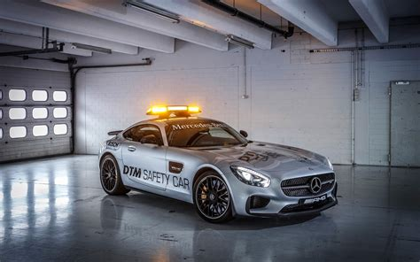 2018 Mercedes Amg Gts Dtm Safety Car Wallpaper Hd Car
