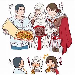 #AssassinsCreed #AC #Ezio #Altair #connor {...} Imagen ...