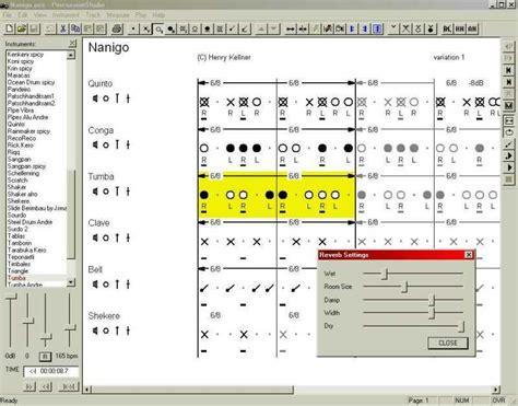 percussion studio latest version   windows software