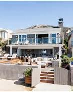 House Tour Ashton Amp Mila39s Santa Barbara Beach House Celebrity Home