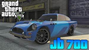 Jb Auto : gta 5 jb 700 aston martin db5 max upgrade youtube ~ Gottalentnigeria.com Avis de Voitures