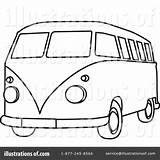 Van Clipart Hippie Coloring Pages Illustration Bus Drawing Minivan Simple Clip Colouring Cute Rosie Piter Royalty Suggest Rf Getdrawings Printable sketch template
