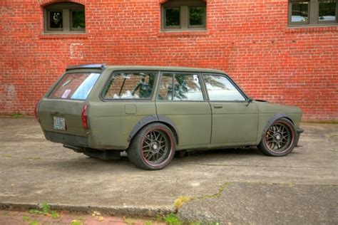 Datsun 510 Flares by Datsun 510 Wagon Cool Fender Flares Made In Japan