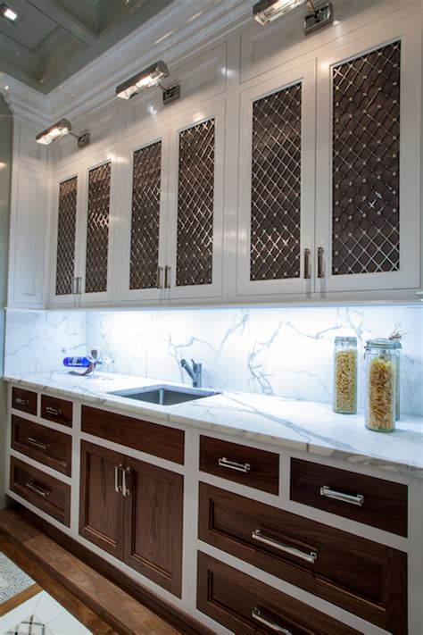 two tone kitchen cabinet doors two tone cabinets contemporary kitchen the renovated 8613