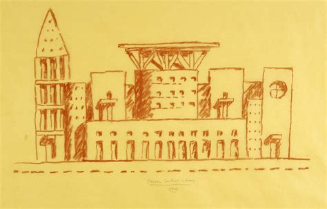 Architecture and the Lost Art of Drawing - The New York Times
