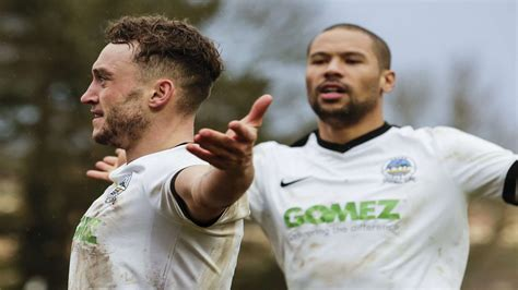 Dover Athletic striker Ricky Miller reported to be subject ...