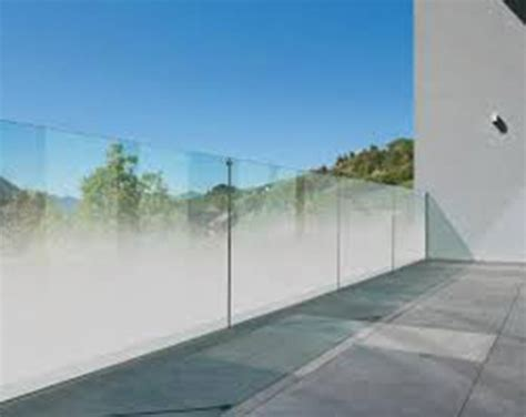 ringhiera per esterno ringhiera in vetro esterno