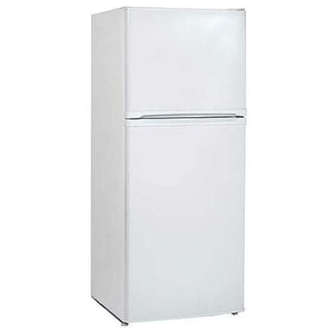 Apartment Size Refrigerator With Freezer by Avanti Ff1008w 10 Cu Ft Apartment Size Refrigerator