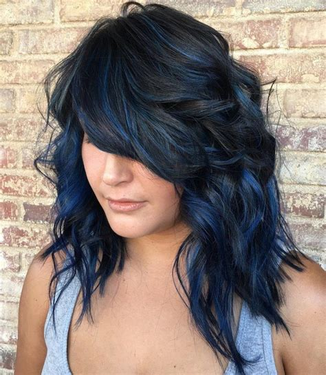 Blue Black Hair How To Get It Right Hair Hair Color