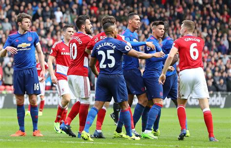 PLAYER RATINGS: Middlesbrough 1-3 Manchester United