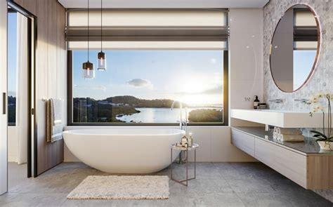 bagno moderno con vasca beautiful bagni moderni questione di stile o comodit with