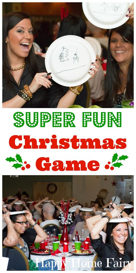 christmas games for groups of people a happy home