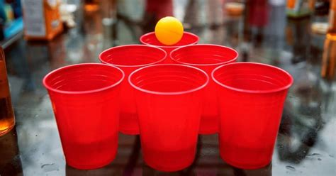 beer pong drinking game        rules
