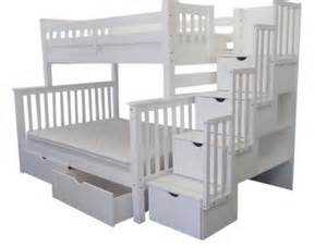 Bunk Beds With Desk And Stairs Ikea by White Bunk Beds With Stairs Ikea Home Design Ideas