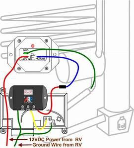 Rv Refrigeration Diagram