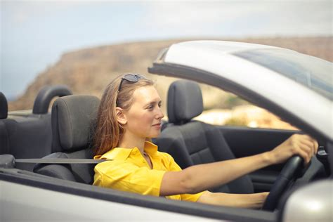 Photo Of Woman Driving Car · Free Stock Photo
