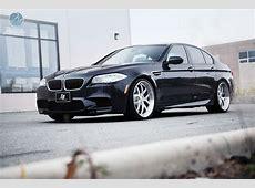 BMW F10 M5 Looks Weird on Modulare Wheels autoevolution