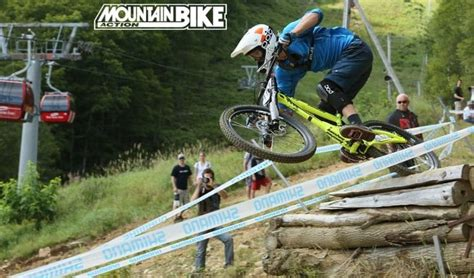 Photo of the Day: Downhill Action at MSA | Mountain Bike ...