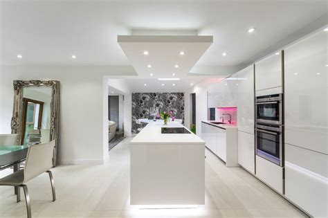 Bulkhead Definition with Contemporary Kitchen Also Ceiling