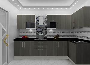 L, Shaped, Modular, Kitchen, Designs, In, Delhi, Ncr